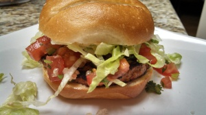 chorizo burger 2