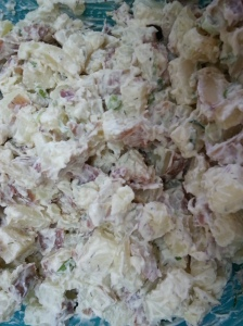 red potato salad 3