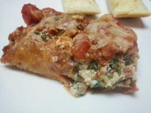sausage lasagna 2