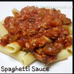 spaghetti sauce 4